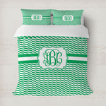 Zig Zag Duvet Cover (Personalized)