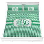 Zig Zag Comforters (Personalized)