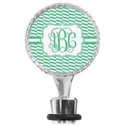 Zig Zag Wine Bottle Stopper (Personalized)