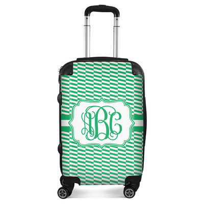 Zig Zag Suitcase (Personalized)