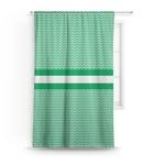 Zig Zag Curtain (Personalized)