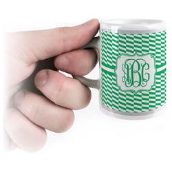 Zig Zag Espresso Mug - 3 oz (Personalized)
