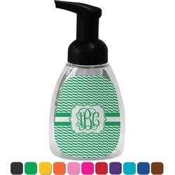 Zig Zag Foam Soap Dispenser (Personalized)