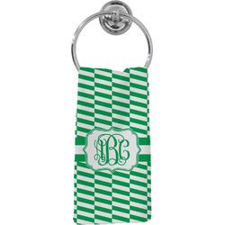 Zig Zag Hand Towel - Full Print (Personalized)