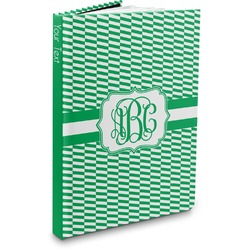 Zig Zag Hardbound Journal (Personalized)