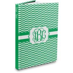 Zig Zag Hardbound Journal (Personalized)