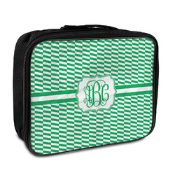 Zig Zag Insulated Lunch Bag (Personalized)