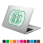 Zig Zag Laptop Decal (Personalized)