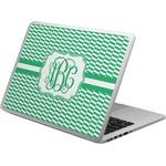 Zig Zag Laptop Skin - Custom Sized (Personalized)