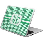 Zig Zag Laptop Skin - Custom Sized (Personalized)
