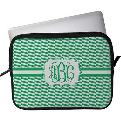 "Zig Zag Laptop Sleeve / Case - 15"" (Personalized)"