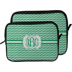 Zig Zag Laptop Sleeve / Case (Personalized)