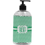 Zig Zag Plastic Soap / Lotion Dispenser (Personalized)