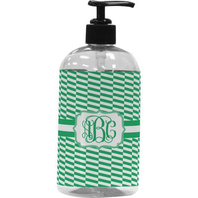 Zig Zag Plastic Soap / Lotion Dispenser (Personalized)