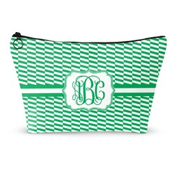 Zig Zag Makeup Bags (Personalized)