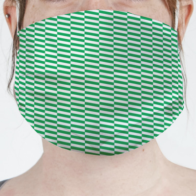 Zig Zag Face Mask Cover (Personalized)