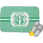 Zig Zag Memory Foam Bath Mat (Personalized)