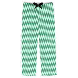 Zig Zag Mens Pajama Pants (Personalized)