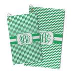 Zig Zag Microfiber Golf Towel (Personalized)