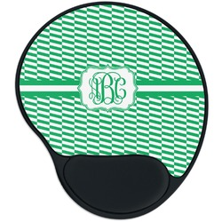 Zig Zag Mouse Pad with Wrist Support