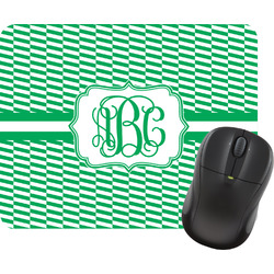 Zig Zag Mouse Pad (Personalized)