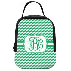 Zig Zag Neoprene Lunch Tote (Personalized)