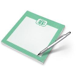 Zig Zag Notepad (Personalized)
