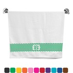Zig Zag Bath Towel (Personalized)