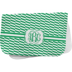 Zig Zag Burp Cloth (Personalized)