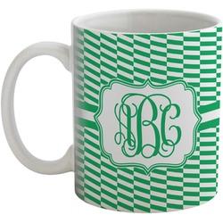 Zig Zag Coffee Mug (Personalized)