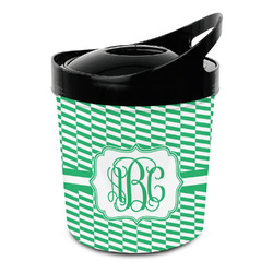 Zig Zag Plastic Ice Bucket (Personalized)