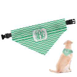 Zig Zag Dog Bandana (Personalized)