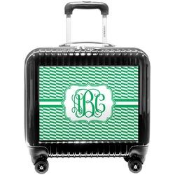 Zig Zag Pilot / Flight Suitcase (Personalized)