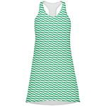 Zig Zag Racerback Dress (Personalized)