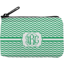 Zig Zag Rectangular Coin Purse (Personalized)