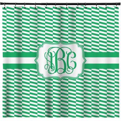 Zig Zag Shower Curtain (Personalized)