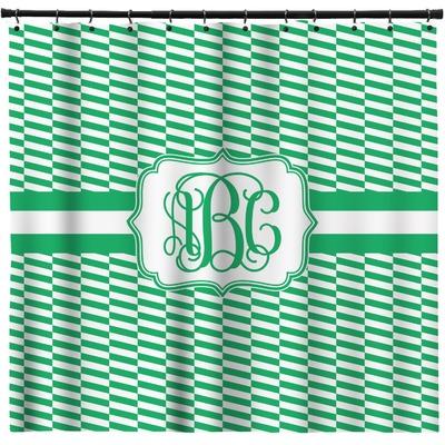 Zig Zag Shower Curtain (Personalized)