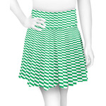 Zig Zag Skater Skirt (Personalized)