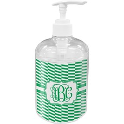 Zig Zag Soap / Lotion Dispenser (Personalized)