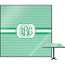 Zig Zag Square Table Top (Personalized)