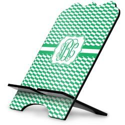 Zig Zag Stylized Tablet Stand (Personalized)