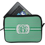 Zig Zag Tablet Case / Sleeve (Personalized)