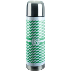 Zig Zag Stainless Steel Thermos (Personalized)