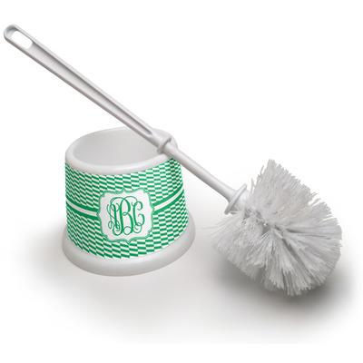 Zig Zag Toilet Brush (Personalized)