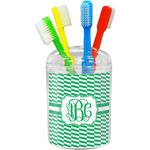 Zig Zag Toothbrush Holder (Personalized)