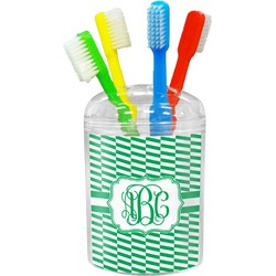 Zig Zag Toothbrush Holder (Personalized)