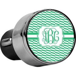 Zig Zag USB Car Charger (Personalized)