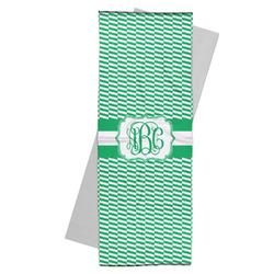 Zig Zag Yoga Mat Towel (Personalized)