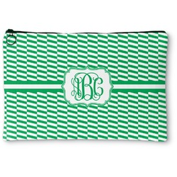 Zig Zag Zipper Pouch (Personalized)
