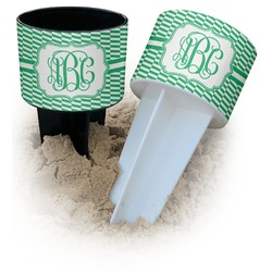 Zig Zag Beach Spiker Drink Holder (Personalized)